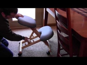kneeling chair 34